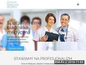 Zrzut strony Chirurgia plastyczna Białystok
