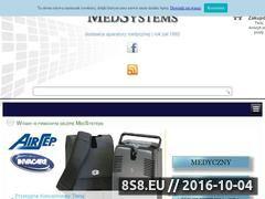 Miniaturka domeny medsystems.com.pl
