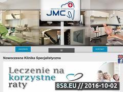 Miniaturka domeny medycynaistomatologia.pl