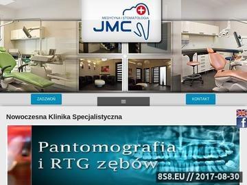 Zrzut strony Przychodnie prywatne Łódź - JMC