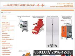 Miniaturka domeny medyczny-sprzet.com.pl