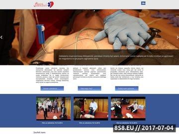 Zrzut strony Kurs pierwszej pomocy Katowice