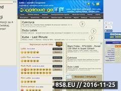 Miniaturka domeny megalotto.pl