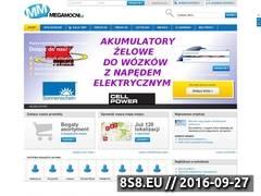 Miniaturka domeny megamocni.pl