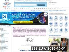 Miniaturka domeny megasennik.pl