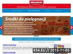 Miniaturka domeny mellerud.com.pl