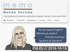 Miniaturka domeny www.memo.net.pl