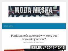 Miniaturka domeny mensblog.pl