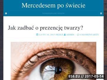 Zrzut strony Bagażówki Poznań