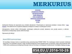 Miniaturka domeny merkurius.pl