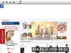 Miniaturka domeny www.meskiewlosy.pl