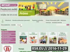 Miniaturka domeny metalbit.com.pl