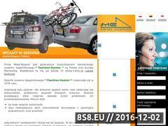 Miniaturka domeny www.metaleksport.pl