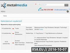 Miniaturka domeny metalmedia.pl