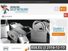 Miniaturka domeny www.metalowy.eu