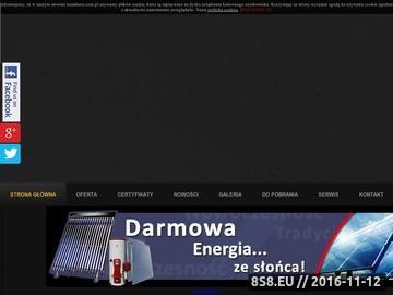 Zrzut strony Kotły z podajnikiem - METALTERES