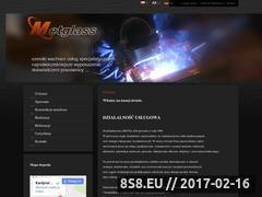 Miniaturka domeny metglass.cze.pl