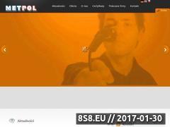 Miniaturka domeny www.metpol.fr.pl