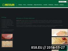 Miniaturka domeny www.metzler.com.pl