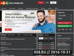 Miniaturka domeny www.mforex.pl