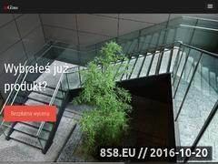 Miniaturka domeny www.mglass.pl