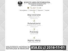Miniaturka domeny mhs-notariusz.pl