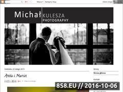 Miniaturka domeny www.michal-kulesza.pl