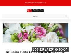 Miniaturka domeny www.michalkowalski.pl