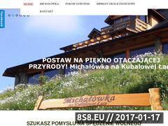 Miniaturka domeny michalowkaszczyrk.pl
