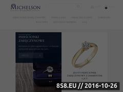 Miniaturka domeny michelson.pl