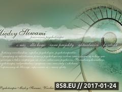 Miniaturka domeny www.miedzyslowami.wroc.pl
