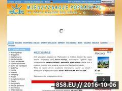 Miniaturka domeny miedzyzdroje.popracy.pl