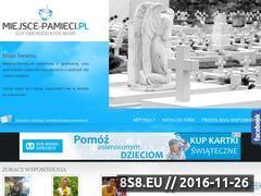 Miniaturka domeny miejsce-pamieci.pl