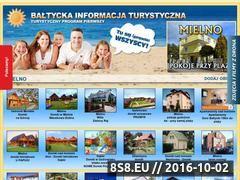 Miniaturka domeny www.mielno.nad.morzem.net