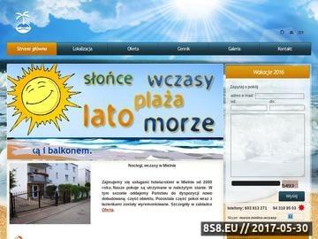 Zrzut strony Kwatery w Mielnie