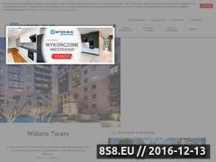 Miniaturka domeny www.mieszkania.inter-bud.pl