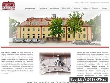 Zrzut strony Mieszkania na sprzedaż Legnica