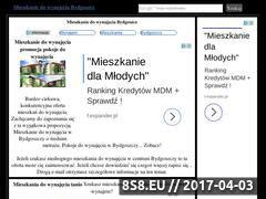 Miniaturka Mieszkanie do wynajęcia w Bydgoszczy (mieszkaniedowynajecia-bydgoszcz.katkara888.com)