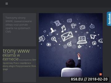 Zrzut strony Kursy Komputerowe Józefów, Otwock, Karczew