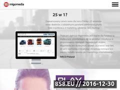 Miniaturka domeny www.migomedia.pl