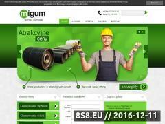 Miniaturka domeny www.migum.com.pl