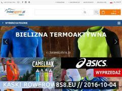 Miniaturka domeny www.mikesport.pl