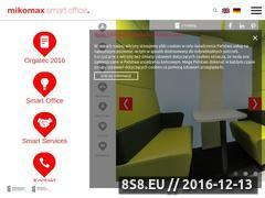 Miniaturka domeny www.mikomax.pl