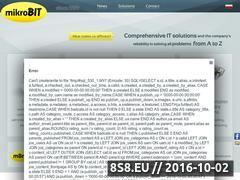 Miniaturka domeny www.mikrobit.pl