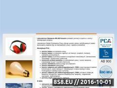Miniaturka domeny www.milab.pl