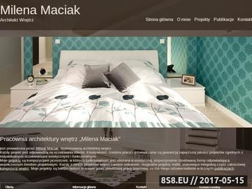 Zrzut strony Projektowanie wnętrz Warszawa. Architektura wnętrz.