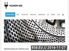 Miniaturka domeny milenium-agd.pl