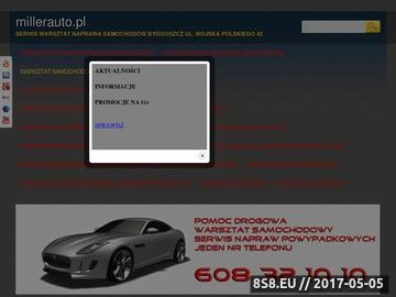 Zrzut strony Warsztat, serwis samochodowy Bydgoszcz