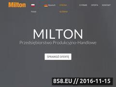 Miniaturka domeny miltonsl.pl