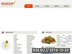 Miniaturka domeny www.mimar-hurt.pl